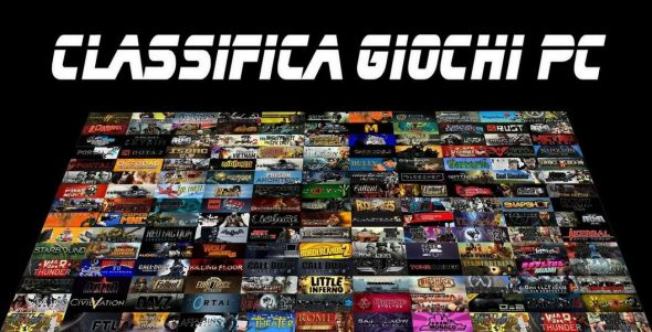 Classifica Giochi Pc